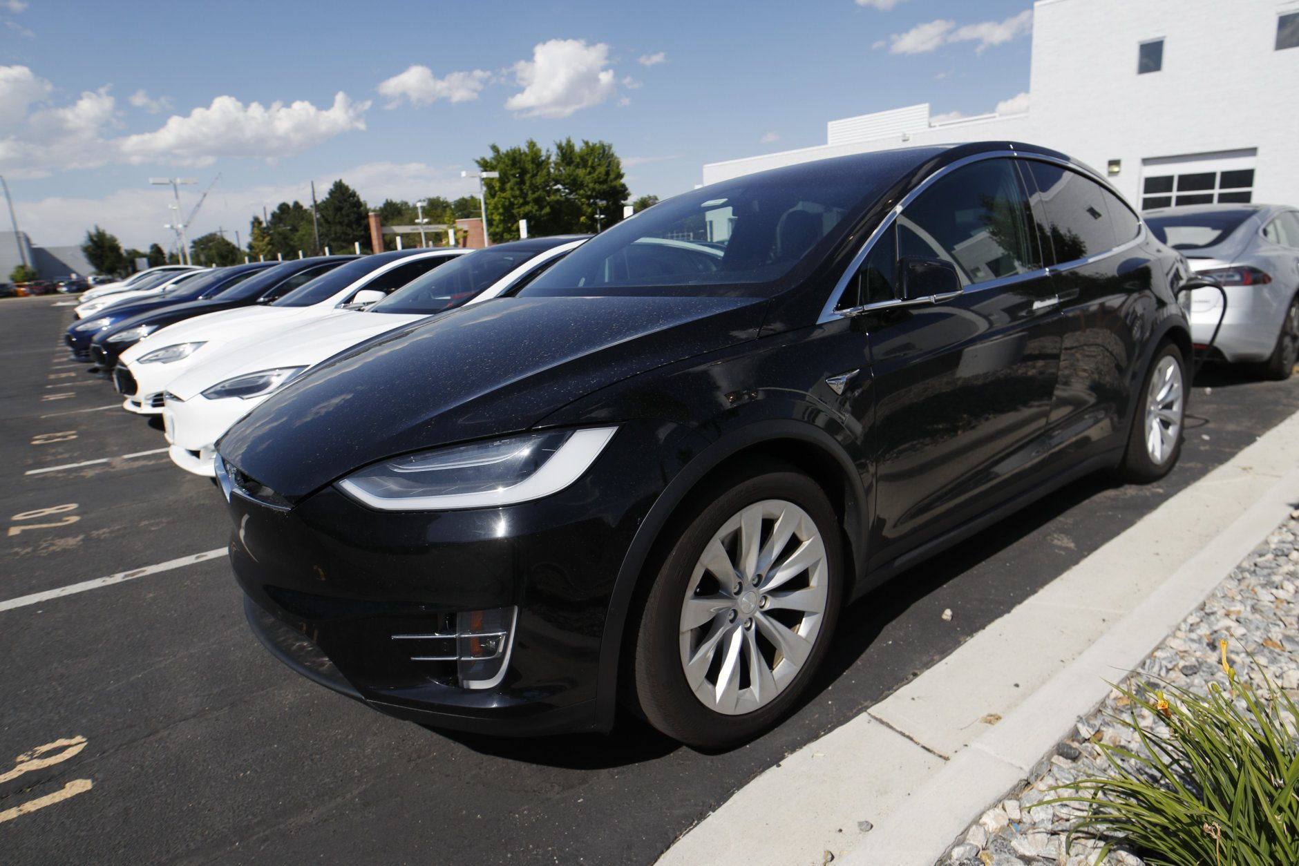 <h3>Tesla Model X</h3> <p>The third least stolen vehicle in this year&#8217;s report is the Tesla Model X.</p>