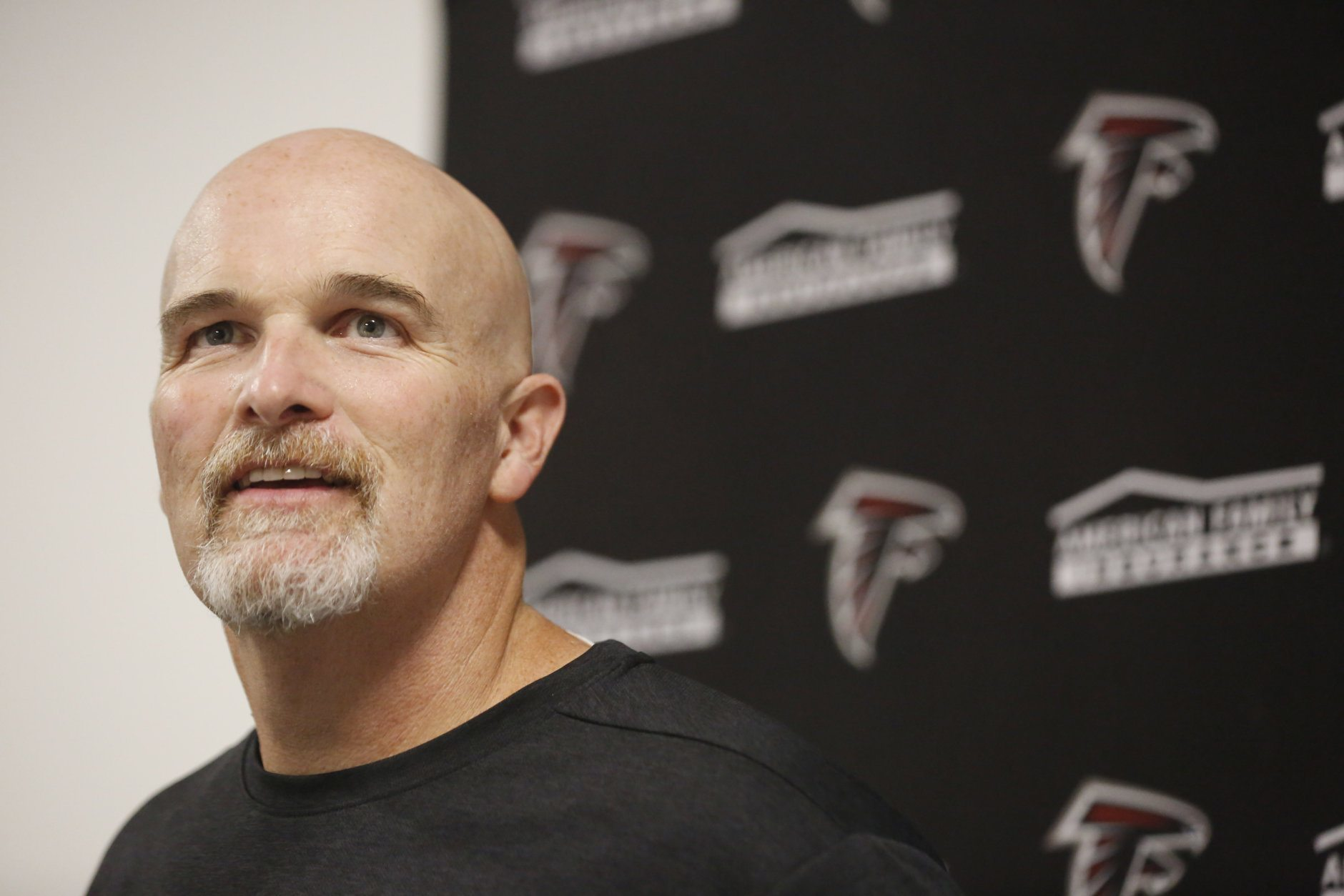 <p><strong>Coach of the Year: </strong></p> <p>Dan Quinn &#8211; Atlanta Falcons</p>