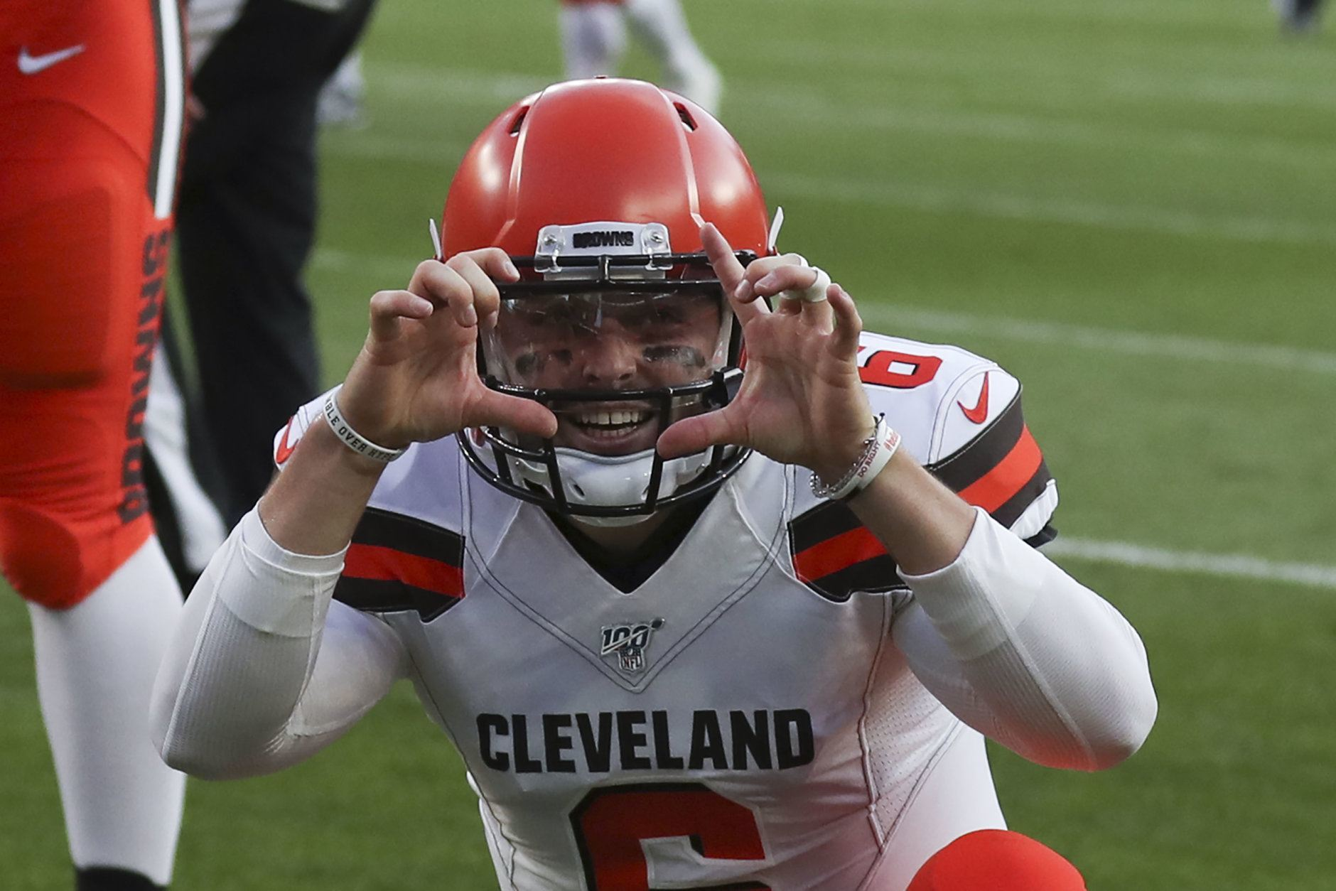 """<p><b>Are the Browns for real?</b></p> <p>Cleveland is just two years removed from an 0-16 eyesore, but now find themselves in the unfamiliar position of being saddled with the <a href=""""https://www.espn.com/chalk/story/_/id/27418344/bears-browns-attracting-most-super-bowl-bets"""" target=""""_blank"""" rel=""""noopener noreferrer"""" data-saferedirecturl=""""https://www.google.com/url?q=https://www.espn.com/chalk/story/_/id/27418344/bears-browns-attracting-most-super-bowl-bets&amp;source=gmail&amp;ust=1567097099847000&amp;usg=AFQjCNHJxENGzBiUIBbm-qtbAOF1IvRM3A"""">expectations of being Super Bowl contenders</a>. That&#8217;s what a 5-2 finish to 2018 and an offseason of adding Odell Beckham Jr., Olivier Vernon, Kareem Hunt and Sheldon Richardson to an already talented roster will do.</p> <p>The Browns have embraced the challenge but<a href=""""https://profootballtalk.nbcsports.com/2019/05/24/john-dorsey-urges-browns-fans-dont-believe-the-hype/"""" target=""""_blank"""" rel=""""noopener noreferrer"""" data-saferedirecturl=""""https://www.google.com/url?q=https://profootballtalk.nbcsports.com/2019/05/24/john-dorsey-urges-browns-fans-dont-believe-the-hype/&amp;source=gmail&amp;ust=1567097099847000&amp;usg=AFQjCNE9K52bQyAaffRdhefGGqSdlcq44g"""">their top football executive is telling us not to believe the hype</a>. Is this a legit championship contender, or is the Dawg Pound barking up the wrong tree (again)?</p>"""