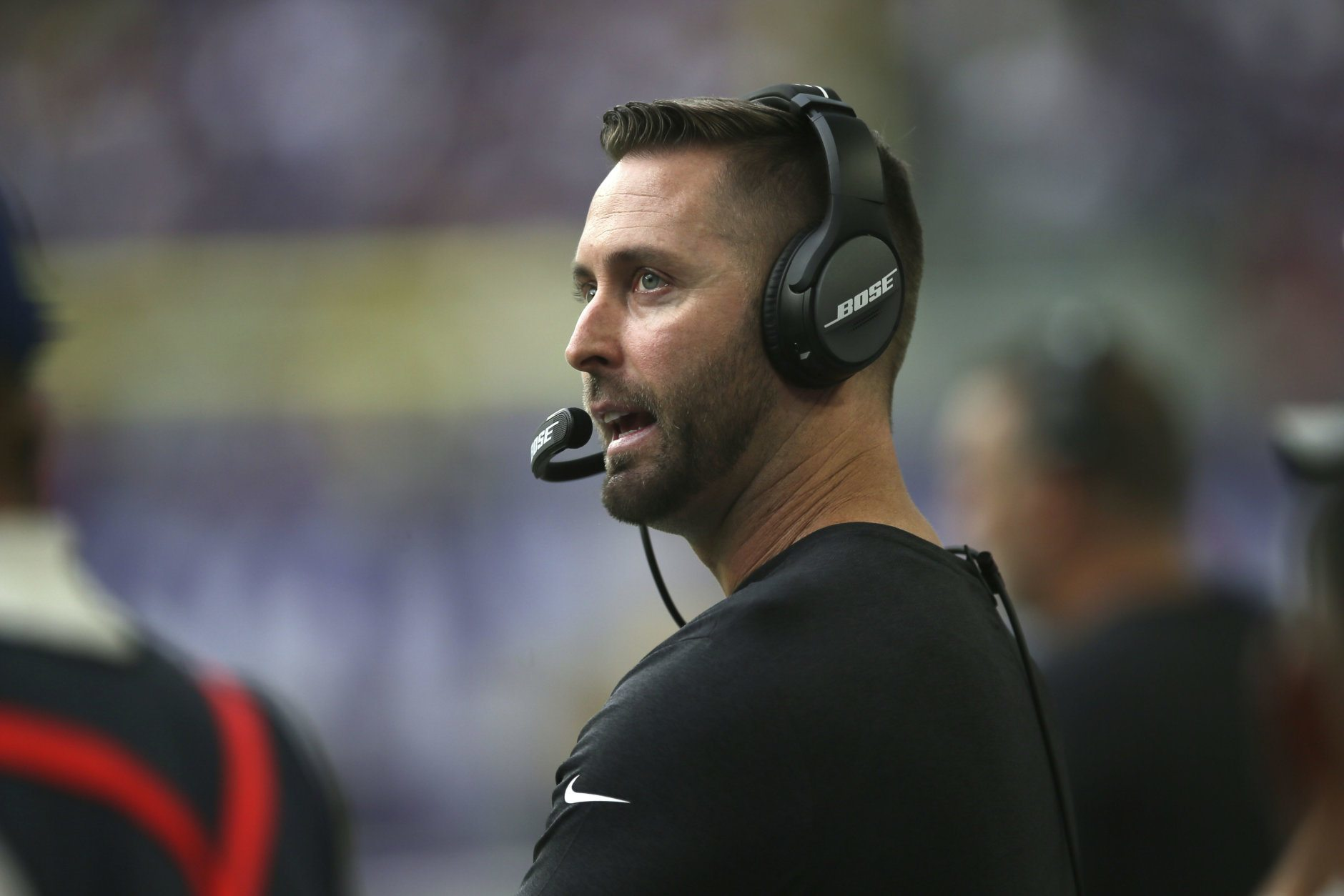 """<p><b>How will the McVay clones fare?</b></p> <p>This offseason, Kliff Kingsbury (Arizona), Matt LaFleur (Green Bay), and Zac Taylor (Cincinnati) all landed head coaching gigs (largely at the expense of<a href=""""https://wtop.com/sports-columns/2019/07/column-its-past-time-to-give-minority-football-coaches-their-due/"""" target=""""_blank"""" rel=""""noopener noreferrer"""" data-saferedirecturl=""""https://www.google.com/url?q=https://wtop.com/sports-columns/2019/07/column-its-past-time-to-give-minority-football-coaches-their-due/&amp;source=gmail&amp;ust=1567097099847000&amp;usg=AFQjCNH93RjN6zdHhz0IsSmrBRTG5A54kw"""">more qualified minority candidates</a>) because they either worked with or vaguely resemble coaching wunderkind Sean McVay. Will any of them find the immediate success McVay has enjoyed in Los Angeles or will this misguided fad backfire badly?</p>"""
