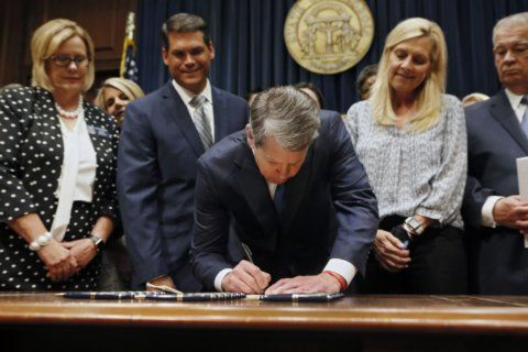 Georgia asks judge not to block restrictive abortion law