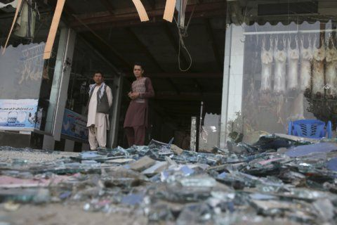 Afghan ambassador: Taliban attacks undermine peace talks