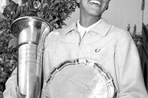 Tennis champ, trailblazer Althea Gibson honored at US Open