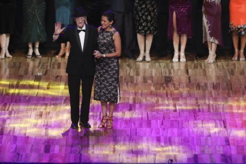 99-year-old grabs spotlight at Argentine Tango championship