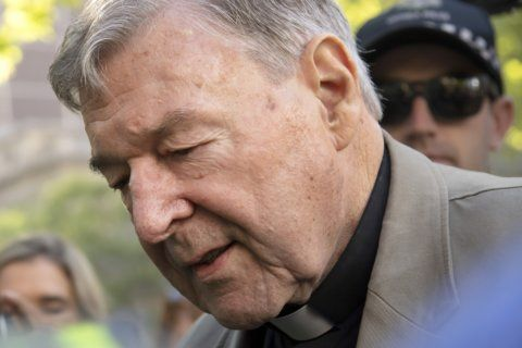 Australian court to rule next week on Cardinal Pell's appeal