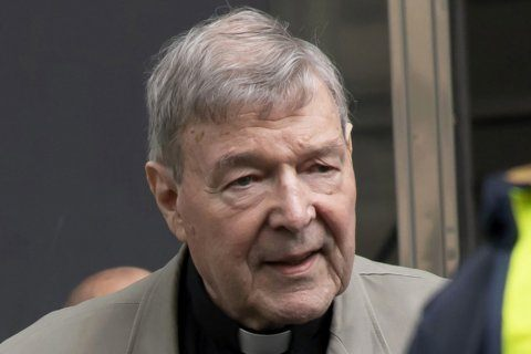 The Latest: Vatican to wait before investigating Pell