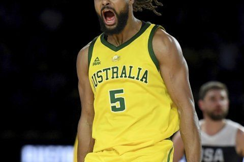 Streak ends: US men's basketball falls to Australia, 98-94
