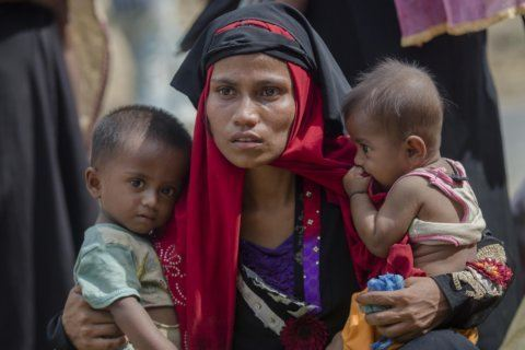 Rohingya Muslims say they don't want to return to Myanmar