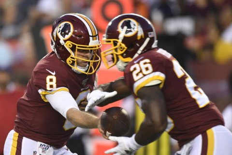 Redskins kick off 2019 season with plenty of uncertainty