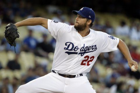 Kershaw passes Koufax on wins list, Dodgers thump Blue Jays