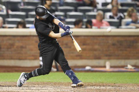 Cervelli sparks Braves to 9-5 win over Mets in Atlanta debut