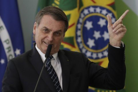 Bolsonaro fires back after Norway, Germany suspend funding