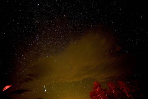 It's prime time for the Perseid meteor shower