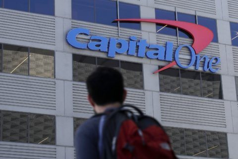 Judge orders woman in Capital One case to remain in custody