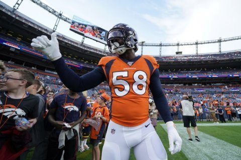 Miller, Chubb expecting big things in Fangio's defense