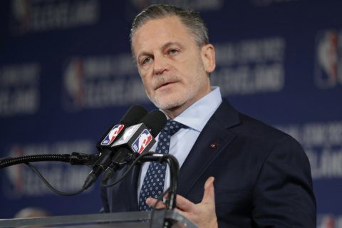 Cavs owner Gilbert back home following stroke