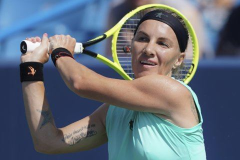 Barty upset in Cincy semifinal; Djokovic also knocked out