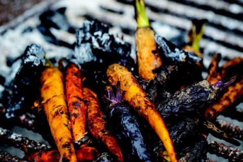 Tips — and a recipe — for cooking with 'Charcoal' this summer