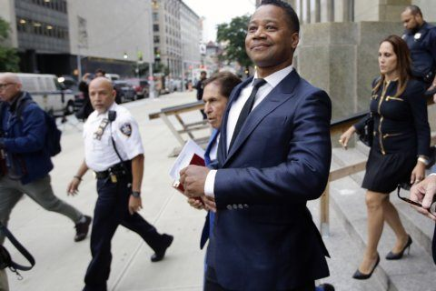 Judge allows Cuba Gooding Jr. groping case to go forward