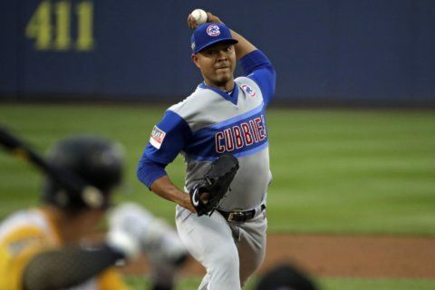 Quintana, Rizzo lead Cubs past Pirates 7-1 at LLWS