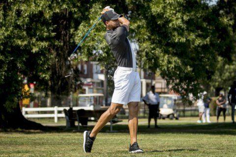 Black schools hope NBA star's gift sparks a golf resurgence