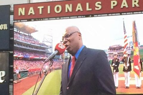 How DC Washington became the voice of Washington sports