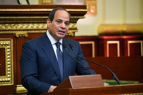Egyptian journalist says his home raided, brother arrested