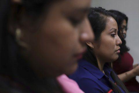 Salvadoran woman accused of abortion faces retrial