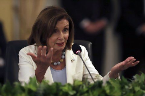 Pelosi: Gun action needed to ensure 'domestic tranquility'
