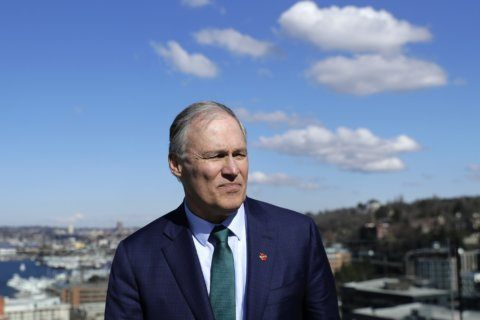 The Latest: AP sources: Inslee to seek 3rd term as governor