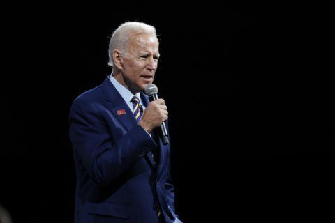 As rivals head to California, Biden chooses New Hampshire
