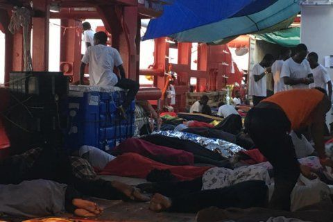 As Malta disembarks migrants more charity-govt clashes loom