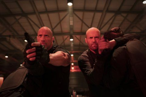 'Hobbs & Shaw' is No. 1 but trails pace of 'Fast & Furious'