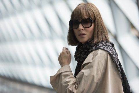 Review: Cate Blanchett is fun but 'Bernadette' is lacking