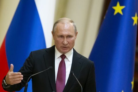 Putin says US missile test raises new threats to Russia