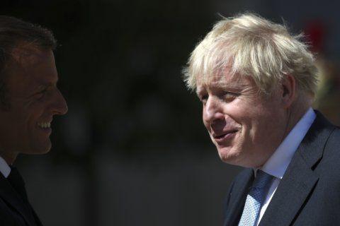 Boris Johnson prepares to take his place on world stage