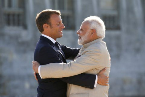 France presses India to opt for dialogue in Kashmir crisis