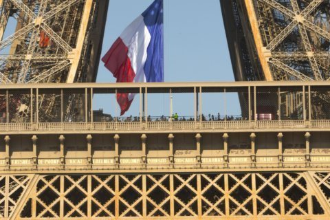 Mass strikes in France shut Eiffel Tower, trigger clashes