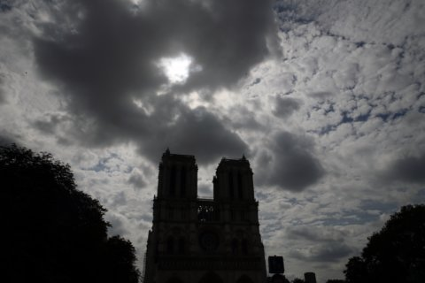Paris child at risk of lead poisoning after Notre Dame fire