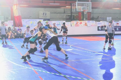 Local roller derby community growing sport's roots