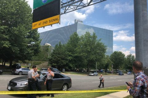 'This was a nonevent': Police wrap up investigation of Gannett building after report of man with weapon