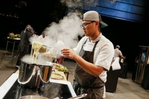 Chef Kevin Tien is leaving Himitsu for a new restaurant