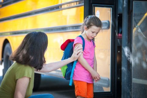 Back to School 101: Calming those 1st-day jitters