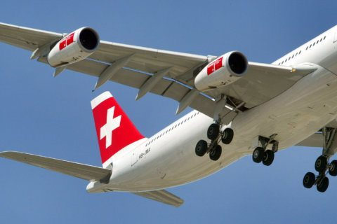 Swiss International returns to Dulles