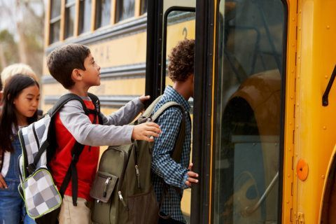 As students in DC region return to school, slow down on area roads