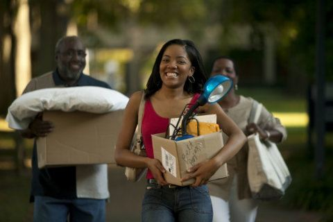 Move-in advice for college freshmen