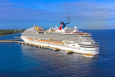 Is the cruise industry responsible for overtourism?