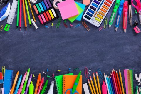 Too cool for school: School supplies through the years