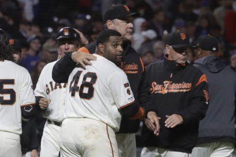 Sandoval to have season-ending reconstructive elbow surgery