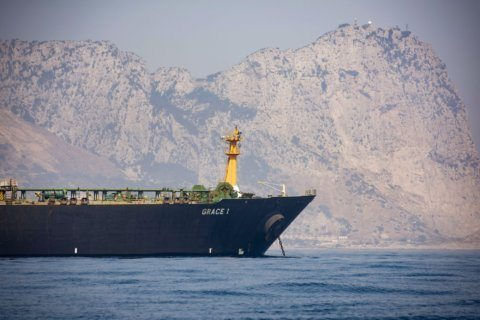 Lawyer: Iranian supertanker captain no longer wants the job